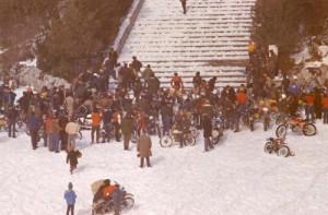 Monte Bernadia 1° Edizione 1973